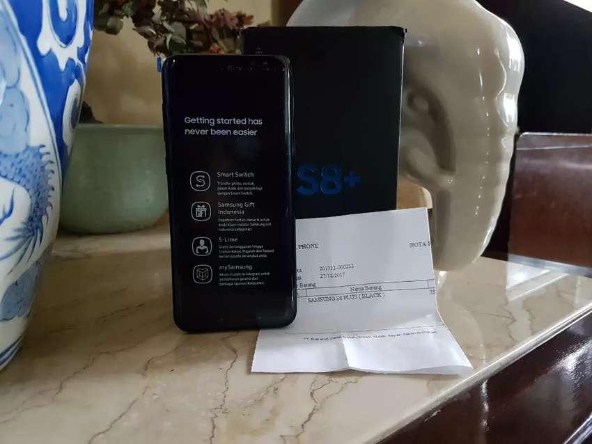 Sedia Samsung Galaxy S8+ 4/64 GB Black 0