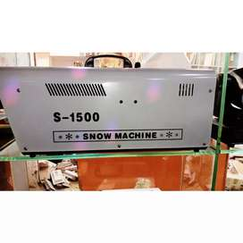 Hight quality snow machine 1500W at cheap and wholesale price