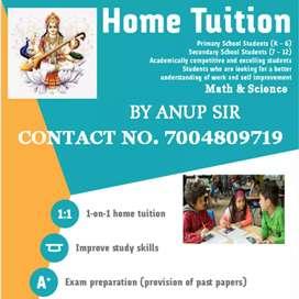 Home Tution (Bishunpur)