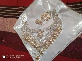 Alloy Rhodium jewelry..