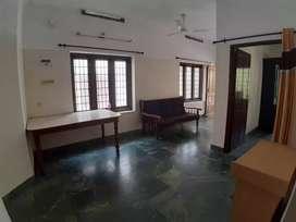 Furnished 2BHK for rent in prime location at kumarapuram