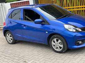Honda brio automatic facelift LOW KM