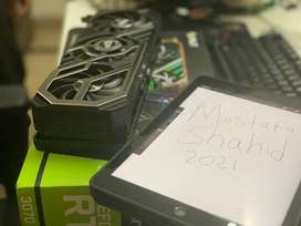 RTX 3070 Palit Gaming Pro 10/10 condition