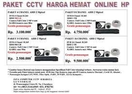 paket CCTV Color Vu
