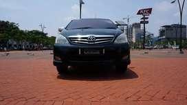 "Toyota Innova G Luxury AT 2010, Inova Hitam TDP 5jt + Free TV LED 32"""