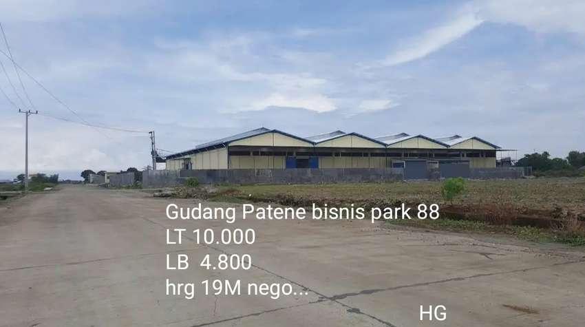 Di jual gudang pattene 1 Hektar
