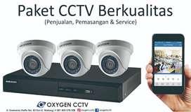 2mp hikvision camera cctv jelas & tajam