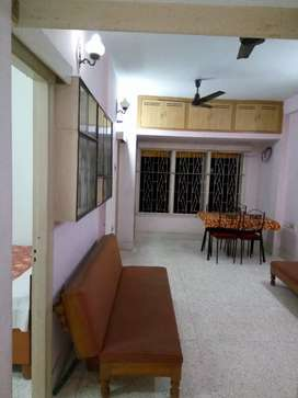 Rent a furnished flat in good condition near PADMASREE Cinema Hall.