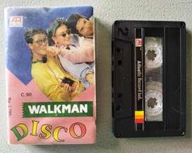Kaset Pita Walkman Disco