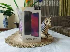 For Sale Oppo A5 4/128 GB 2020 Putih Hitam