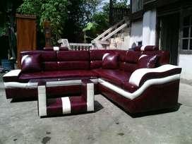 Di jual Sofa L carlo