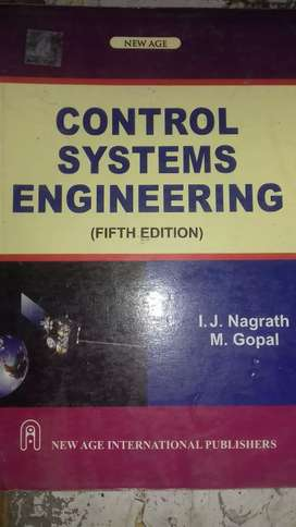 CONTROL SYS ENGINEERING