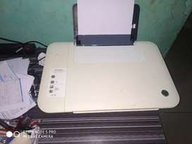 Hp printer are good condition and work