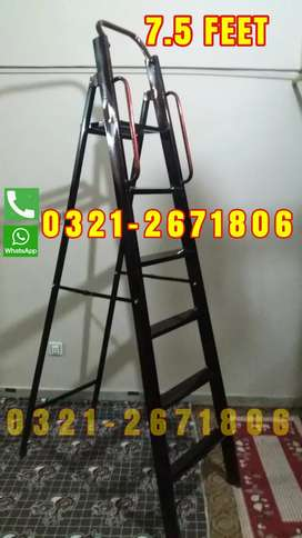 SHOP  LADDER AVAILABLE  FOR STORES EASY CLEANING