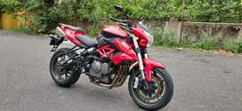 Benelli 600i  abs  (anti breaking system)