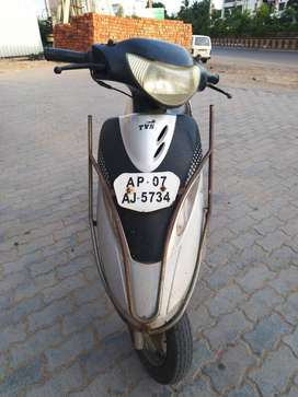 Auto start, new battery, single handed, good motor condition