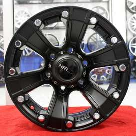 Hsr Wheel - Velg JUNGLE JT5325 HSR Ring15