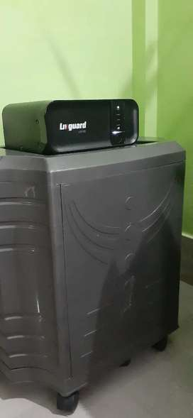 Inverter livgaurd with office table with chair