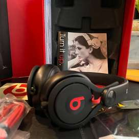 Headphone Beats Mixr (Black/Red) ORIGINAL