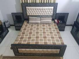 Bed & Sofa Set
