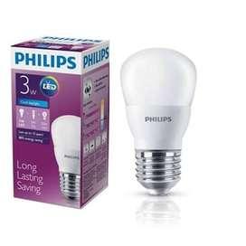 philips led bulb 3w