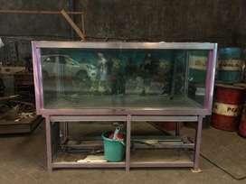 Dijual Aquarium Tempered glass