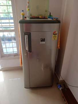 Just 1month old whirlpool fridge is for sale
