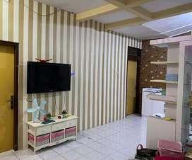 Wallpaper bahan terbaik Hiasan dan solusinya dinding terbaik
