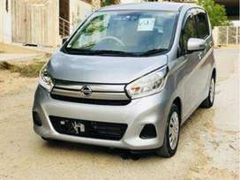 NISSAN DAYZ 2016 AUTOMATIC GET ON VERY EASY INSTALLMENT