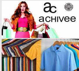 Garments seling & brand promotion office work