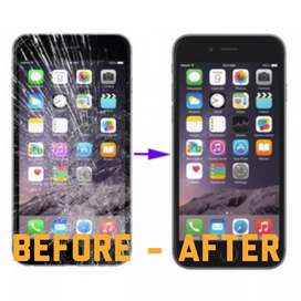 All Brand Mobile Phones Touch & Glass Change in low price
