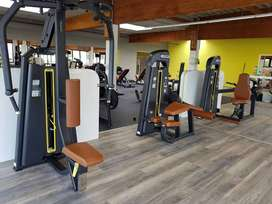 hi gym ka setup