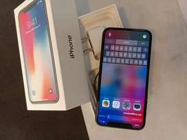 iphone X 64GB Available bran new condition with warrinty