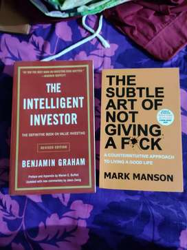 (STOCK MARKET) The Intelligent Investor & The Subtle art of not giving