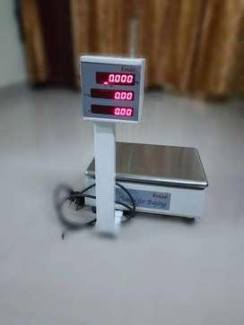 Essae weighing machine 15kg with printer