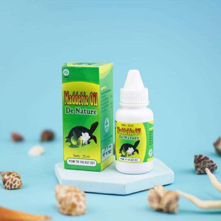 Maddebic Oil De Nature Perontok Kutil Kelamin dan Tahi Lalat