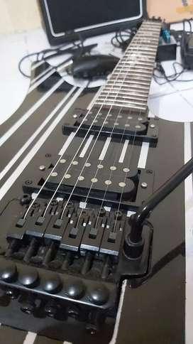 Gitar Listrik Schecter synyster Custom (Set ) NO MINUS
