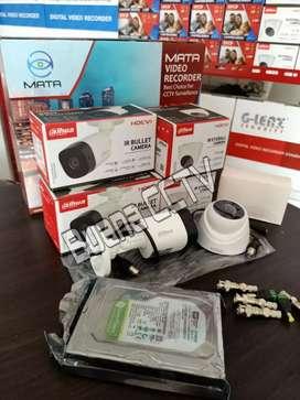 SUPER HEMAT PAKET CCTV 2 MP