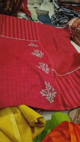 400 par kg cotton febric