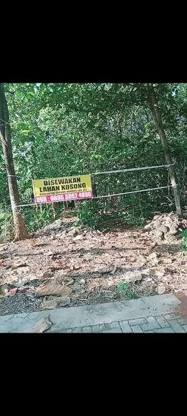 Disewakan  lahan kosong 15 juta pertahun