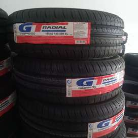 Ban PROMO GT Radial Champiro Eco 185/60 R15 PROMO!! buat Yaris Vios