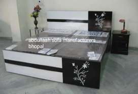 Brand new  double bed with storage capacity direct from factory