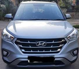 Hyundai Creta 1.4 S Diesel, 2019, Diesel