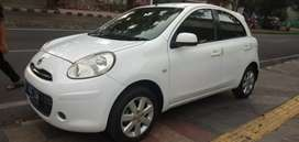 Nissan march 2011 Manual