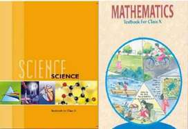 Online classes for class 10 ( Maths, Science)