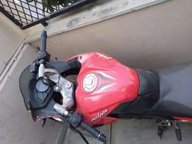 Pulsar RS200 on sell very less price