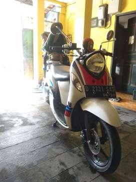 Yamaha Fino Sporty Cw 2015