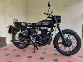 ROYAL ENFIELD MILITARY-ARMY BULLET - FULLY REMODELED