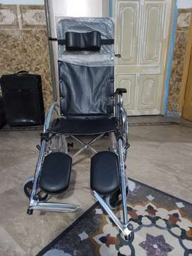 Slightly used wheel chair for sale