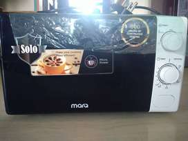 Mark by 20L solo  Microwave Oven (MM720CXM-PM, WHITE)